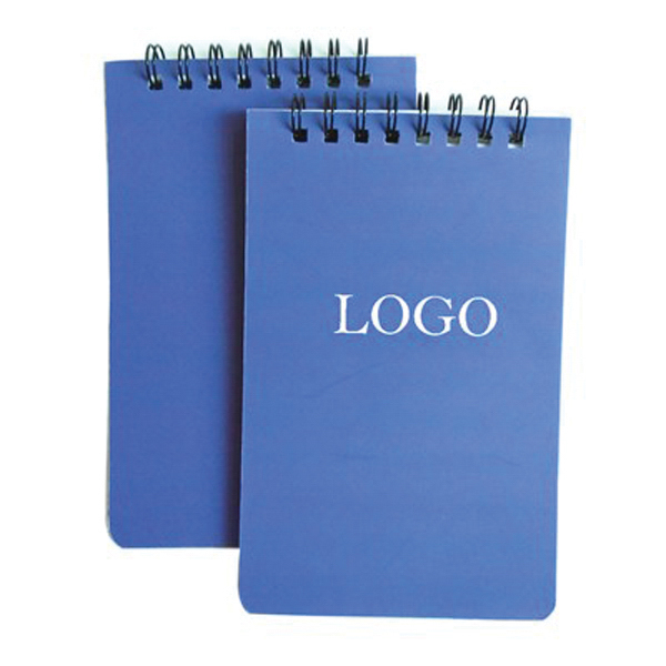 Recycled Pocket Custom Notepad Jotter