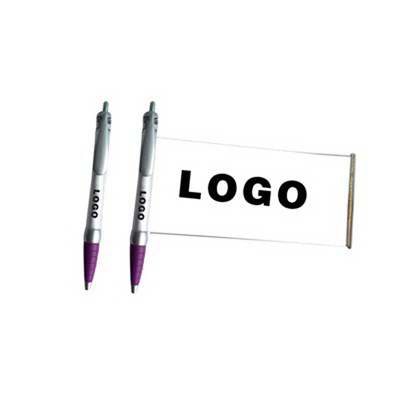 Promotional Custom Banner Ball Point Pen