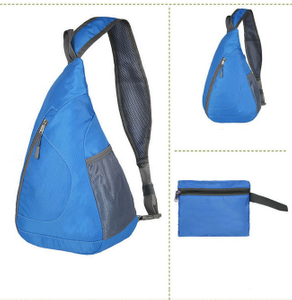 Foldable Budget Sling Backpack