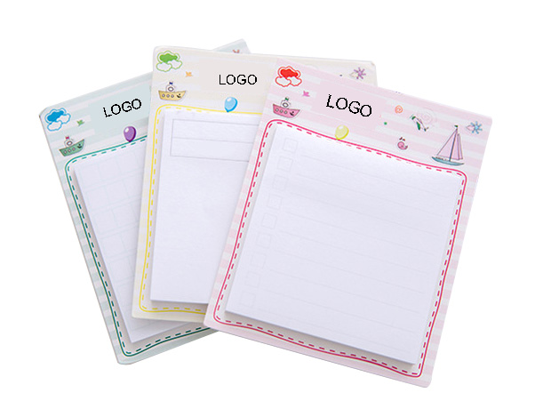 Eco Sticky Memo Note Pads
