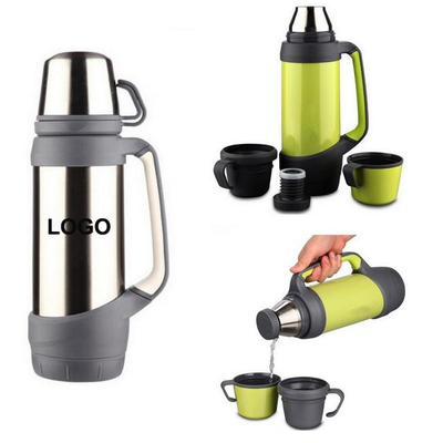 Personalized Travel Vacuum Bottle