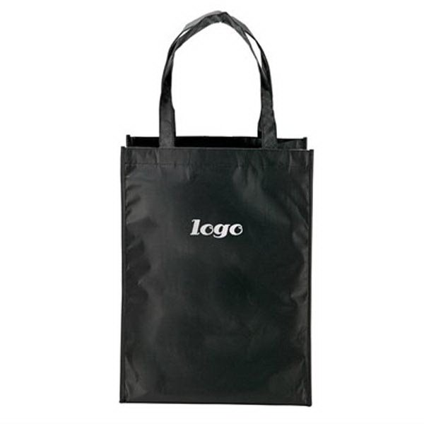 Custom Matte Laminated Non-Woven Shopper Totes Bags
