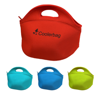 Neoprene Lunch Ice Cooler Bag