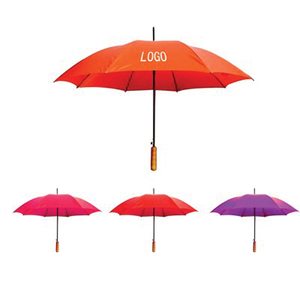 "48"" Auto Sold Color Umbrella"