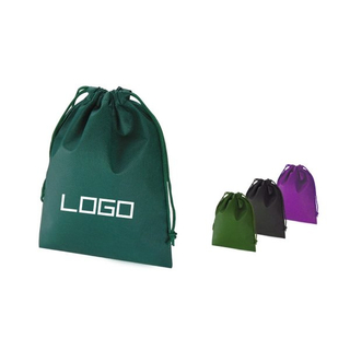 Imprinted Non-woven Drawstring Bag