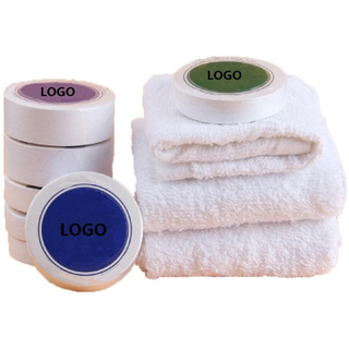 "Promotional Portable Compressed Towel 11.8"" x 11.8"""