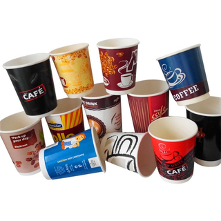 16 oz Double Wall Paper Cup