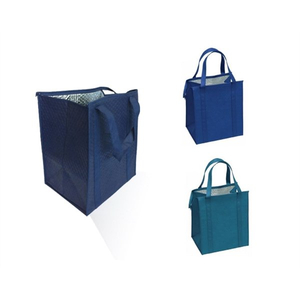 Imprinted Non Woven Insulated Cooler Bag