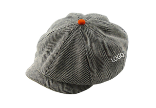 Personalized Newsboy Cap