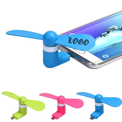 Custom Mini Cell Phone Fan