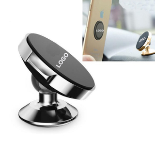 Imprinted Magnetic Vehicle Mobile Phone Stand