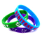 Embossed Color Printed Wristbands
