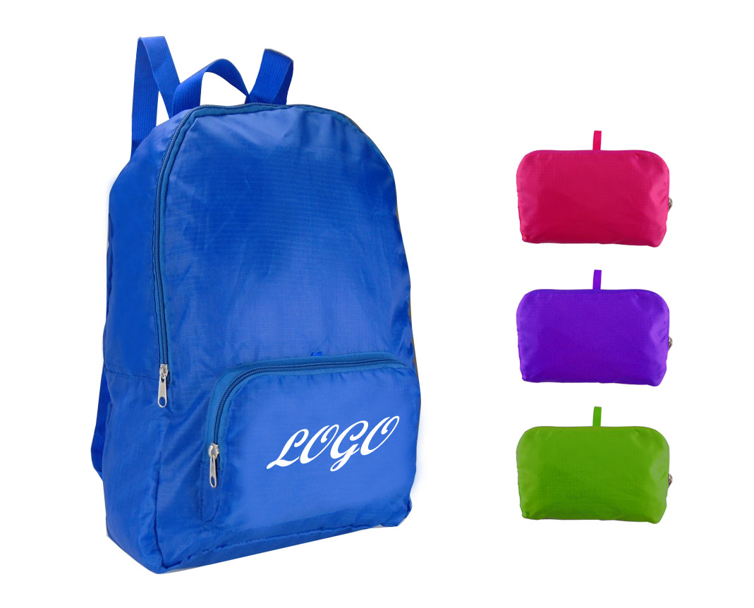 10.8L x 15.2H Inch Foldable Outdoor Backpack