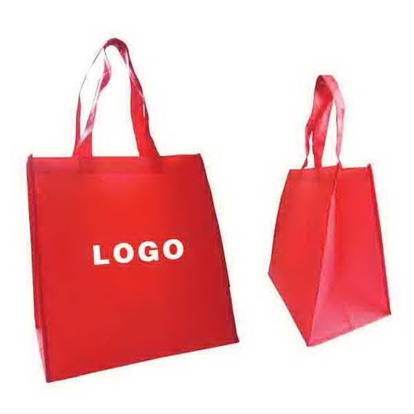 Promotional 80GSM Non-Woven Shopping Tote