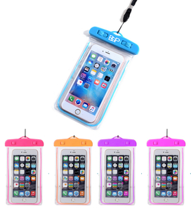 Luminous Waterproof Universal Smartphone Bag