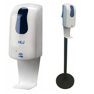 Floor Stand Automatic Touchless Hand Sanitizer Dispenser