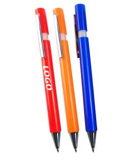 Custom Promo Plastic Ball Point Pen