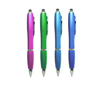 Custom Promotion Stylus Ballpoint Pen