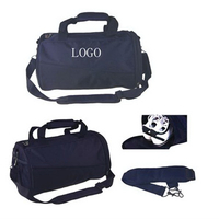 Nylon Travel Duffel Bag