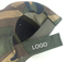 6-panel Low Profile Camouflage Twill Cap