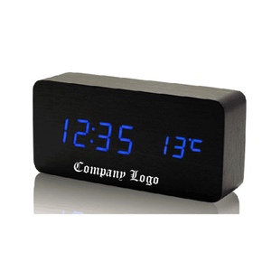 Print LED Digital Alarm Clock
