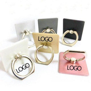 Print Phone Finger Ring Buckle