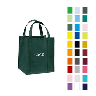 Print Eco-Friendly Tote Shopping Grocery Bag