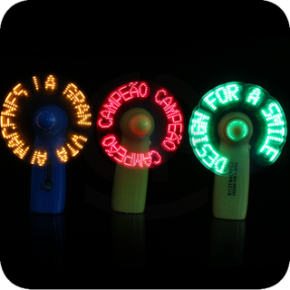 Custom LED Light-emitting Mini Fan