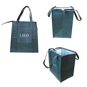 Custom Non-Woven Polypropylene Insulated Tote Bag