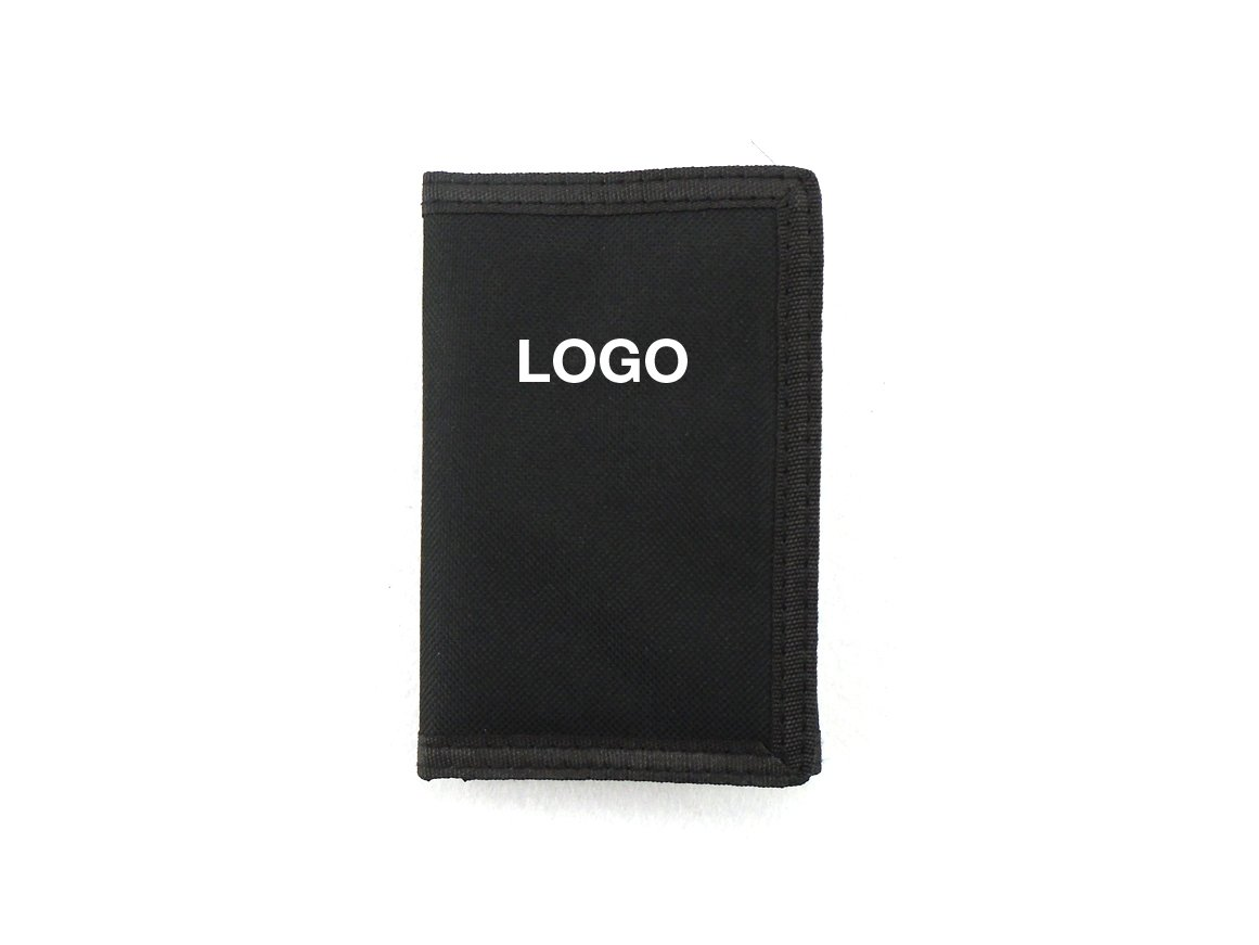 Imprinted 600D Polyester Wallet