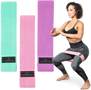 Exercise Bands for Working Out